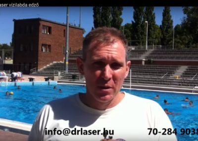 water polo coach